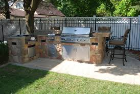 Kitchen Room  Kitchen Good Houston Outdoor Kitchen Decoration - Outdoor kitchen countertop ideas