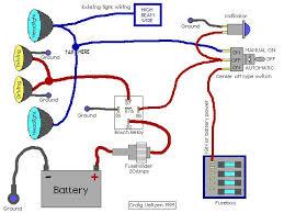 how to wire up spotlights dolgular com Alternator Wiring Diagram denali d4 vs dr1 review \ webbikeworld \ readingrat