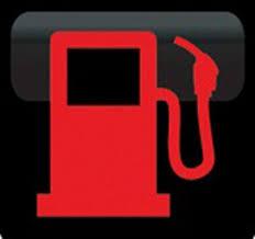 Индикаторы на приборной панели автомобиля Контрольная лампа низкого уровня топлива