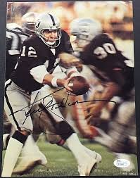Stabler Memorabilia Ken amp; Collectibles Jersey Autographed Signed Photo Merchandise