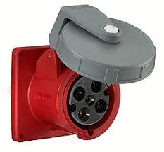 product datasheet hblrw watertight iec pin and sleeve receptacle 3p4w 100a 3ph 600v