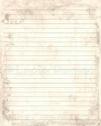journal paper template digital printable journal page antique background stationary 8x10