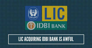 lic investment in idbi bank