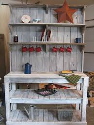 Full Size of Bench:pallet Potting Bench Awesome Garden Potting Bench Simple  Potting Bench I
