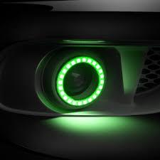 Gto Fog Lights Oracle Lighting Waterproof Color Halo Kit For Fog Lights
