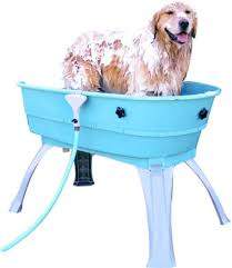 booster bath large portable dog bathing tub