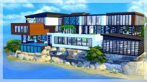création la villa à 2 millions sdbuild sims 4