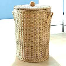 extra large wooden laundry hamper hampers cute divided basket with liner lid and