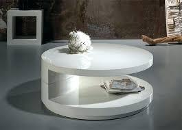 round white gloss coffee table white hi gloss coffee table captivating round white coffee table home
