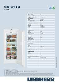 Liebherr GN 3113 Comfort A++ 257 Litre 6 Çekmeceli NoFrost Fiyatı