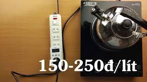 Bếp từ có tốn điện không? Bao nhiêu tiền để đun sôi 1 lít nước trên bếp từ  - Đạo Nguyễn   Nơi cung cấp xem những video mới chiếu - Trang
