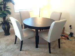 ikea round table white dining table dining table and 4 chairs dining table dining table
