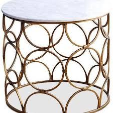 Low round marble coffee table designed by gordon guillaumier collection cage $937.98. Nicholas Marble Brass Rectangular Coffee Table