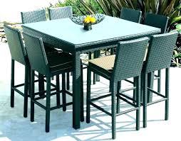 high top patio tables high top patio table set patio table and chairs tall patio table