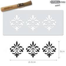 Stencil Designs Buy Online Stencils Our Complete Stencil Collection Uk Laser Cut