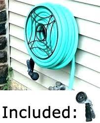 decorative hose holder garden hanger decorative hose holder garden