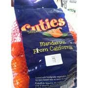 cuties mandarins from california nutrition grade a 80 calories