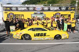 jegs driver jeg coughlin jr wins pro stock in bristol