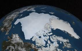 antarctic ice sheet growing video climate change report nasa animation shows antarctic ice cap