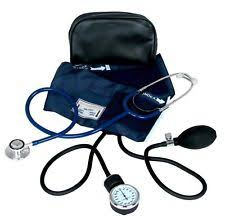 sphygmomanometer. stethoscope and manual adult blood pressure cuff kit sphygmomanometer bp large n