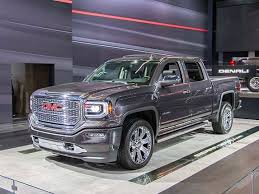 2016 GMC Sierra 1500 Denali Ultimate: Elegance defined | Kelley ...