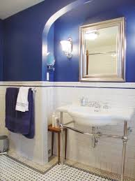 colorful bathroom accessories. Beautiful Royal Blue Bathroom Accessories Colorful Bathrooms From HGTV Fans. .