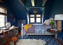 blue cottage kids room