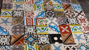 moroccan kitchen tiles uk. encaustic moroccan cement tiles kitchen uk h