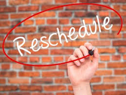 rescheduling an interview rescheduling an interview heres what to stay