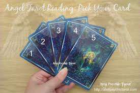 free angel tarot card reading