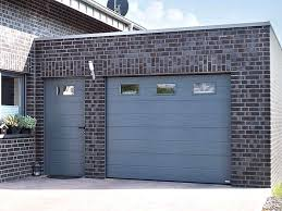 grey garage stylish garage doors emerald windows and grey garage door paint uk