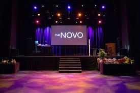 The Novo Event Spaces L A Live