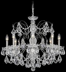 schonbek lighting is exquisite addition to any space schonbek lighting swarovski lighting century chandelier in
