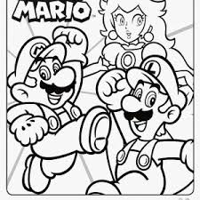 Nintendo Characters Coloring Pages Awesome 24 Halloween Coloring