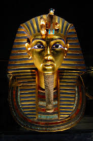 tutankhamun history encyclopedia death mask of tutankhamun richard ijzermans