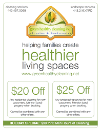 giveaway healthy house cleaning from green healthy cleaning green healthy cleaning ad