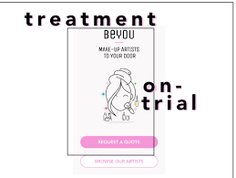 treatment on trial beyou makeup service