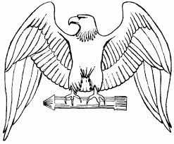 Eagle simple drawing eagle drawing simple at getdrawings free for