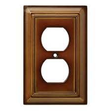 decorative electrical outlet covers. Perfect Covers Hampton Bay Architectural Wood Decorative Single Duplex Outlet Cover Saddle And Electrical Covers I
