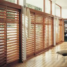 wood sliding patio doors. Factory Wholesale Cheap China Patio Sliding Glass Door Window Blinds Wood Plantation Shutters For Doors - Buy E