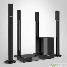 harman kardon home theatre. harman kardon home theater 3d model max obj 3ds fbx stl mtl 1 theatre t