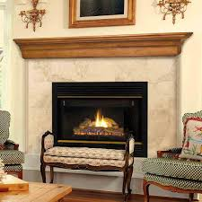 72 lindon unfinished fireplace shelf by pearl mantels