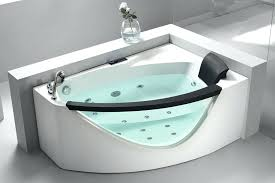 heated jacuzzi bathtub l 5 left drain rounded clear modern corner whirlpool bath tub with fixtures heated jacuzzi bathtub