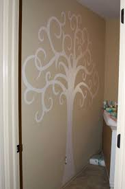 painting a wallPainting a Tree on a Wall  DIY Ideas  Pinterest  Walls Family