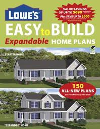 lowes house plans. lowe\u0027s easy-to-build, expandable home plans: editors of creative homeowner, 9781580114677: amazon.com: books lowes house plans e