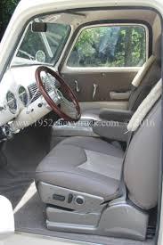 1949-53 Chevy Truck upholstery. Seats, carpets, headliner, door ...