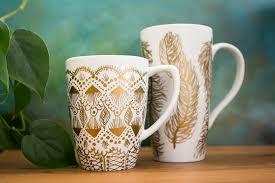 diy mug makeover