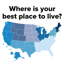 Best Places Net Where Is Your Best Place To Live