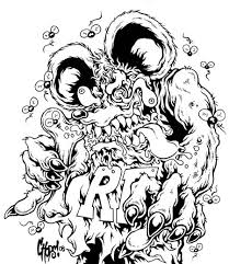 Small Picture rat fink characters Google Search Rat Fink etc Pinterest