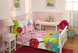 Princess And The Frog Bedroom Decor Amazoncom Everything Kids Toddler Bedding Set Fairytale Baby